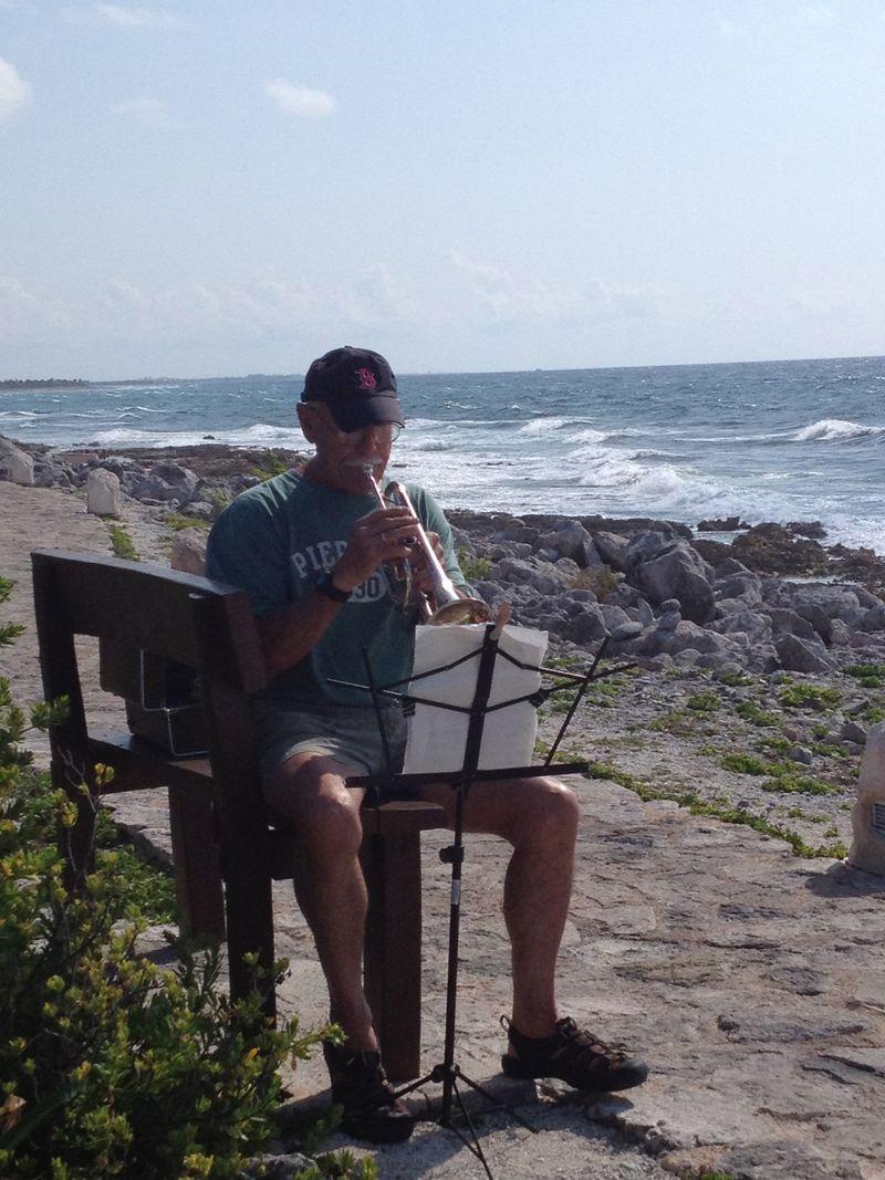 Dad Trumpet