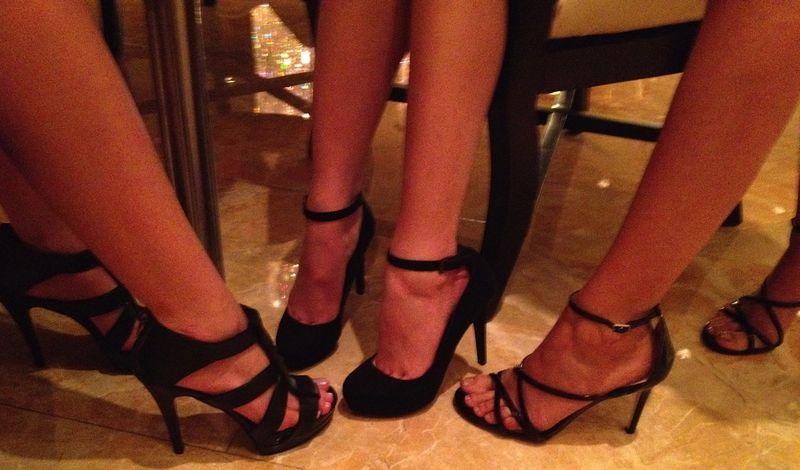 More vegas shoes